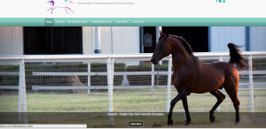 Favoritt Arabians, WordPress Website, Social Media, Content Management